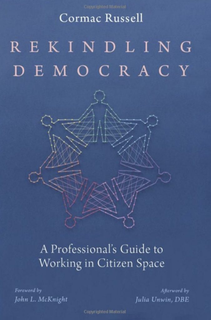 Cover of Rekindling Democracy